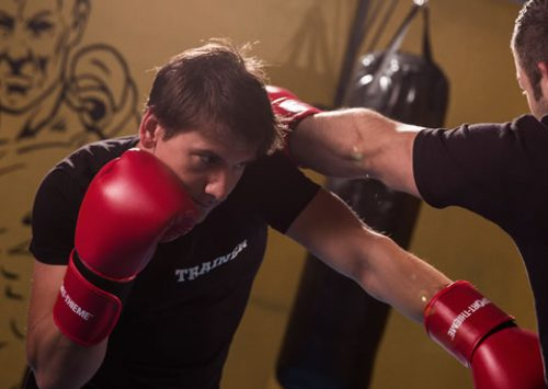 Neu ab April 2019 K-Kickboxtraining und BOXEN in Stans