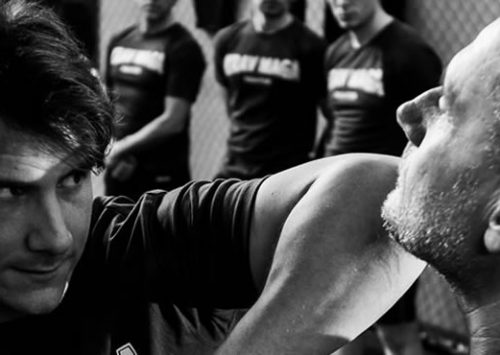 Neu ab April 2019 KRAV MAGA Selbstverteidigungstraining in Stans